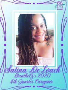 Salina De'Loach 4th Qtr 2020