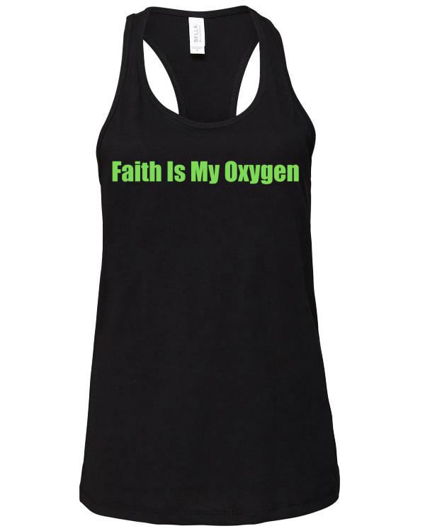 Faith Is My Oxygen